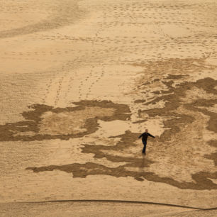BBC Springwatch Sand Map of UK
