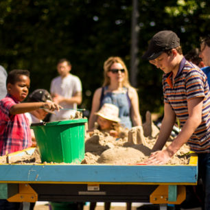 Sand Sculpture Workshop Stratford