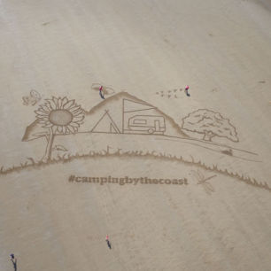 Beach Events, Sand Art Camping And Caravaning Club