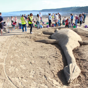 Yorkshire Fossil Festival Workshops, Scarborough