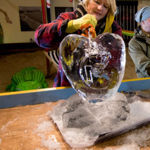 Beginners Ice Sculpture Class Yorkshire