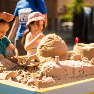 Creative Learning Childrens Sand Workshops