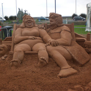 Two Fat Ladies, Morecambe