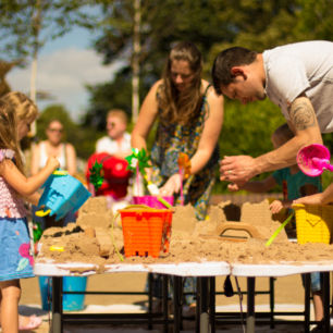 Kids Holiday Workshops Uk Sand Art Creative