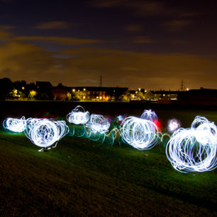 Light Art Workshops Photography