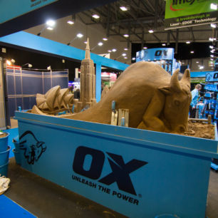 Ox Tools Sand Sculpture  Credit Sand In Your Eye 8