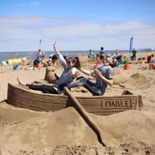 Beach Events, Mablethorpe, 2018