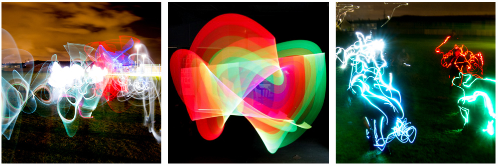 Light Art & Animation