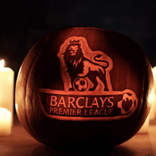 Pumpkin Carving for The Premier League