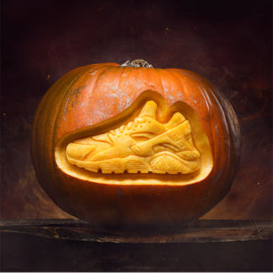 JD Sports Pumpkin Carving Time Lapse